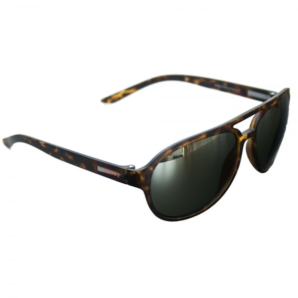Superdry Motor-X Sunglasses Rubberised Brown Tortoise One Size Brown Tortoise
