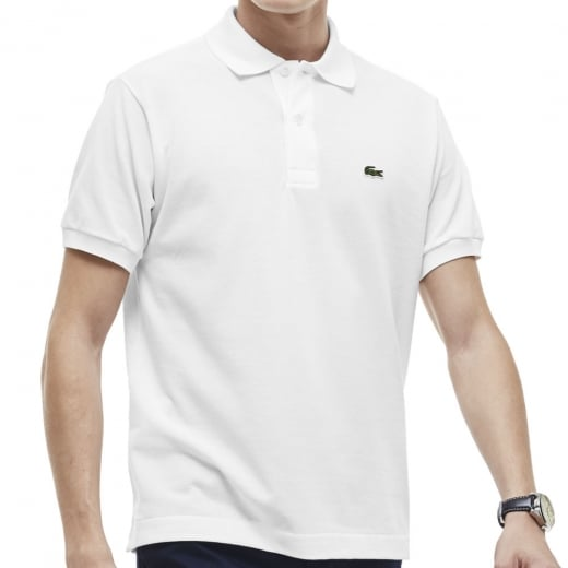 Lacoste Kingsize L1212 Polo White