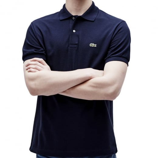 Lacoste Kingsize L1212 Polo Navy