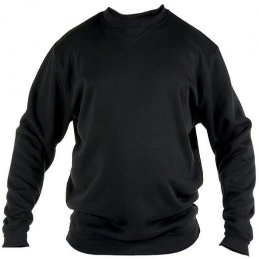 Rockford Kingsize Crew Sweatshirt Black