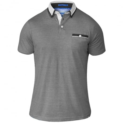 D555 Kingsize Colin Polo Grey