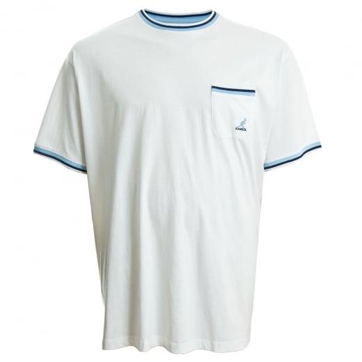 Kangol Kingsize Waldorf T-Shirt White