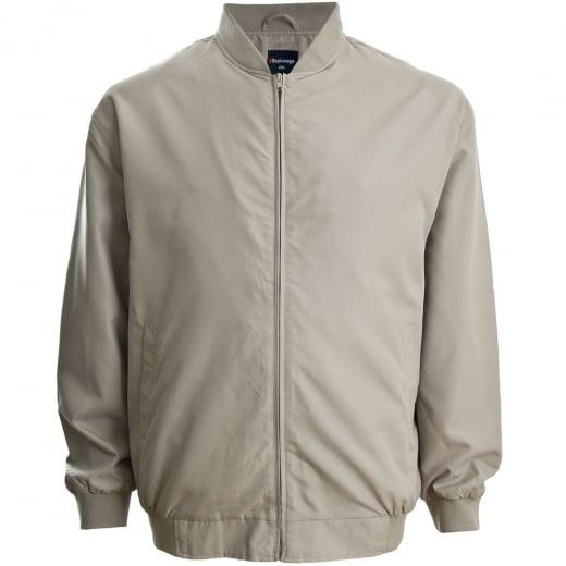 Espionage Kingsize JT055 Oxford Jacket Putty