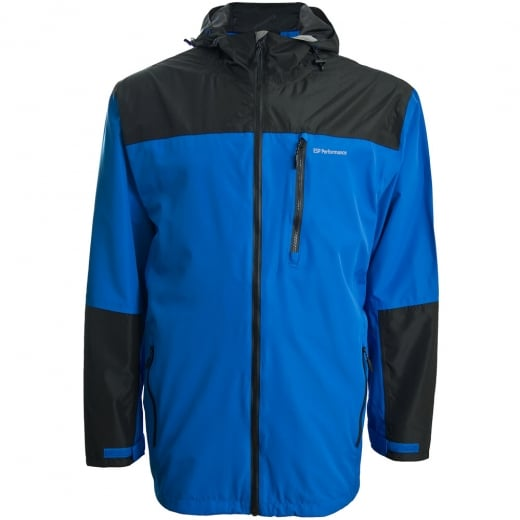 Espionage Kingsize JT092 Performance Waterproof Jacket Black/Blue