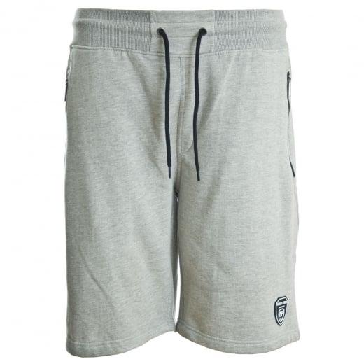 Loyalty & Faith Kingsize Jodfree Shorts Grey Marl