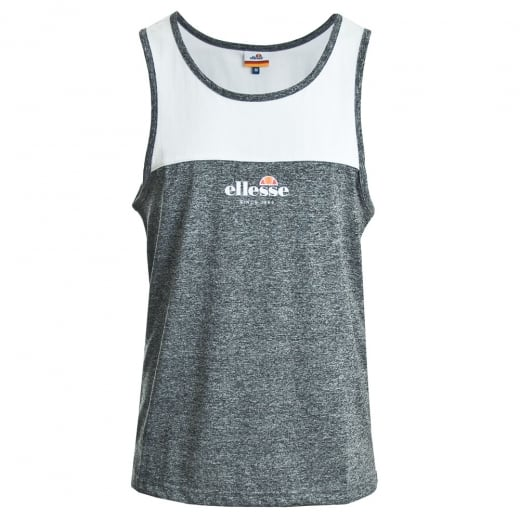 Ellesse Chistiano Vest White/Charcoal