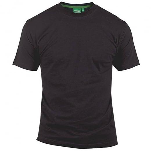 D555 Kingsize Flyers T-Shirt Black