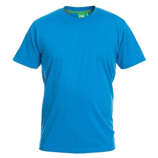 D555 Kingsize Flyers T-Shirt Blue