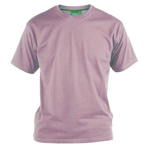 D555 Kingsize Flyers T-Shirt Pale Grape