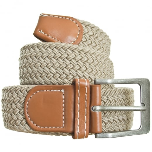 Carabou Kingsize Expand-A-Band Belt Beige