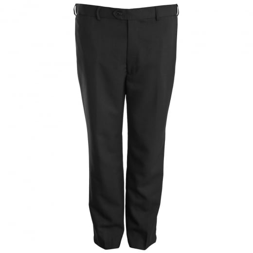 Carabou Kingsize GTT Travel Active Waist Trousers Black