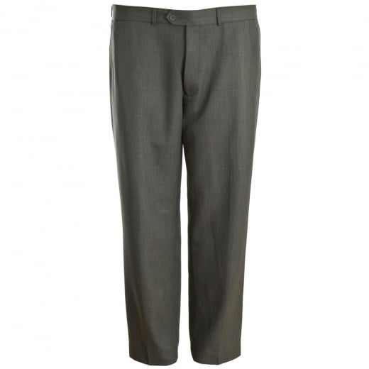 Carabou Kingsize GTT Travel Active Waist Trousers Brown