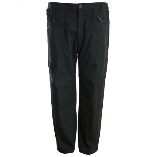 Carabou Kingsize GAC Action Trousers Black