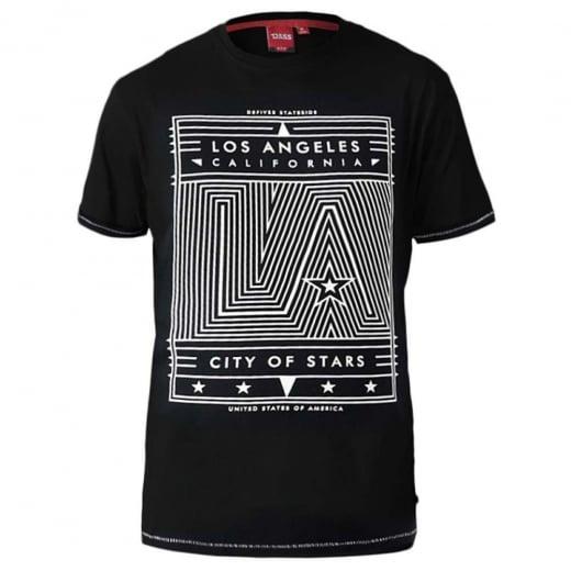D555 Kingsize Oakley T-Shirt Black