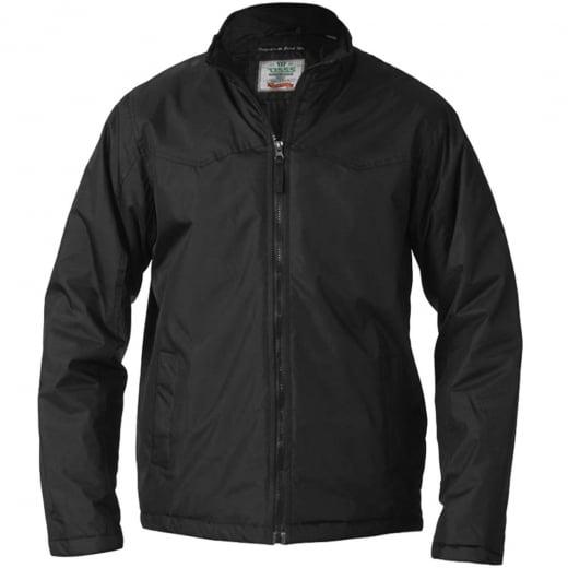 D555 Kingsize Rayford Light Padded Jacket Black