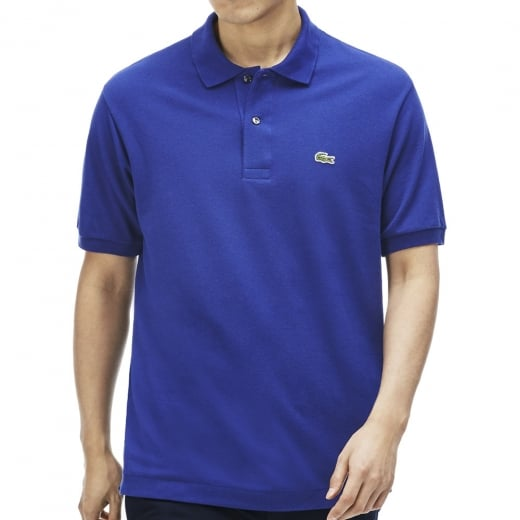 Lacoste Plus Size L1212 Polo Ocean Blue
