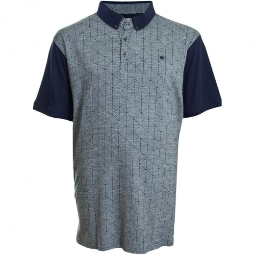 Mish Mash Kingsize Davie Polo Navy