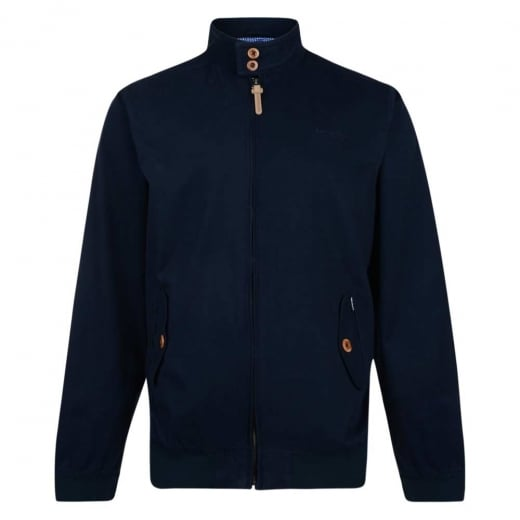 "Lambretta Harrington Jacket Navy (46-50"")"