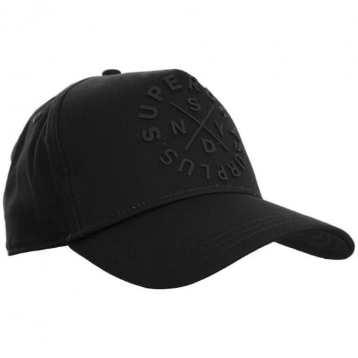 Superdry Surplus Goods Cap Black