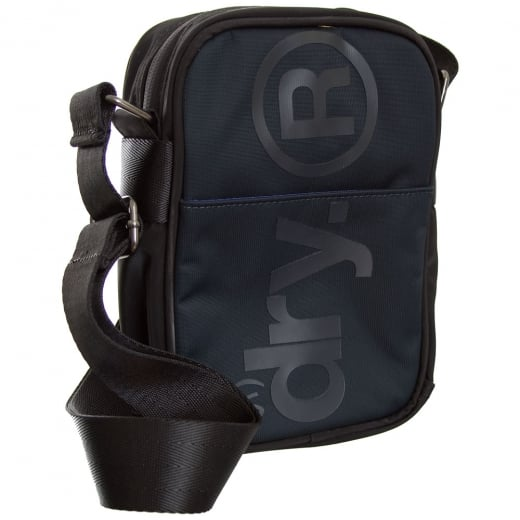 Superdry Premium Festival Bag Navy/Black