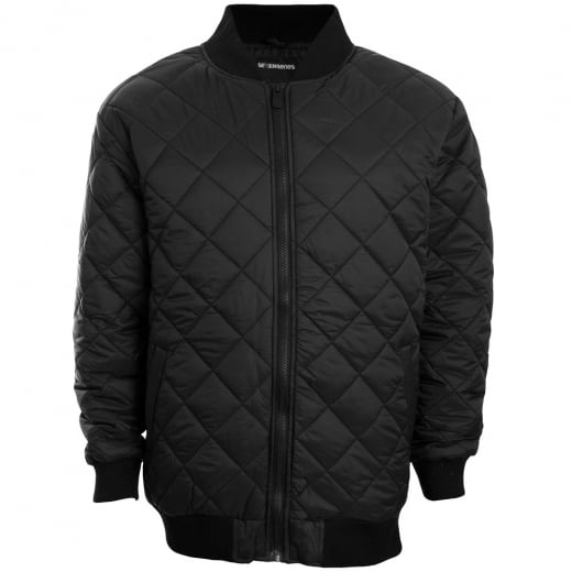 Loyalty & Faith Kingsize Diamond Jacket Black