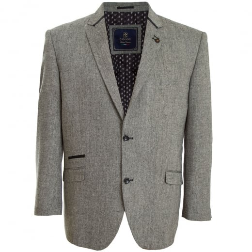 Cavani Kingsize Barkley Jacket Grey