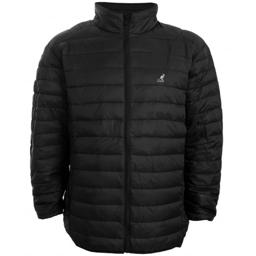 Kangol Kingsize Darley Jacket Black