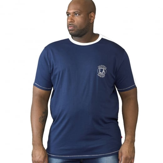 D555 Kingsize Rick T-Shirt Navy