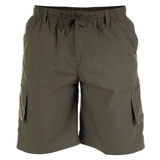 D555 Kingsize Nick Cargo Shorts Khaki