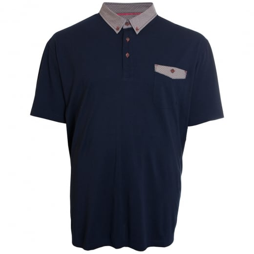 Mish Mash Kingsize Tally Polo Navy