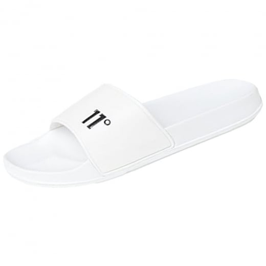 11 Degrees Elite Slides White