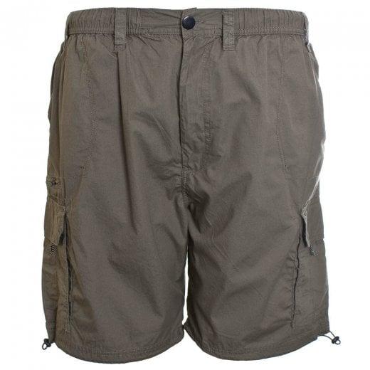 Espionage Kingsize ST042 Cargo Shorts Olive