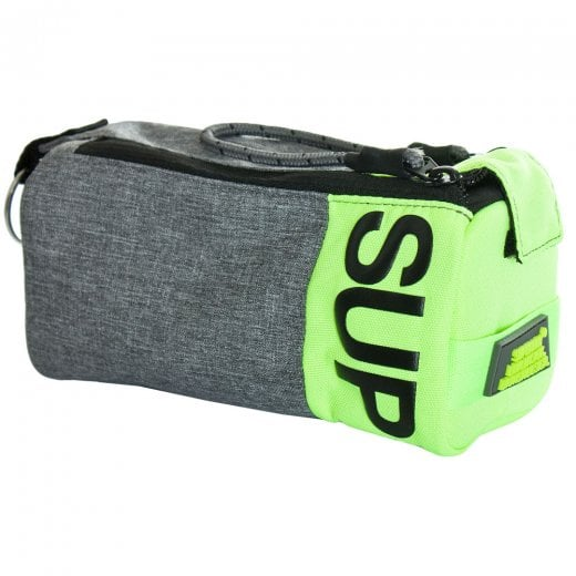 Superdry Kewer Pencil Case Dark Marl
