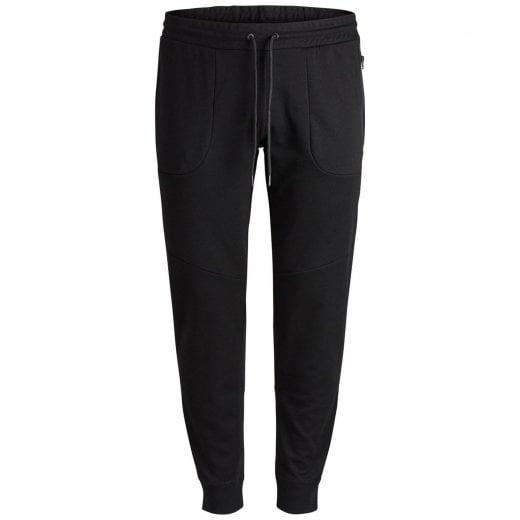 Jack & Jones Plus Size Core Will Sweat Pants Black