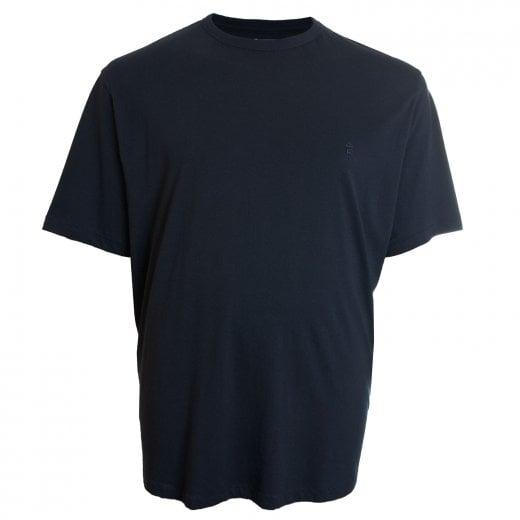 French Connection Kingsize 56KID Basic T-Shirt Marine