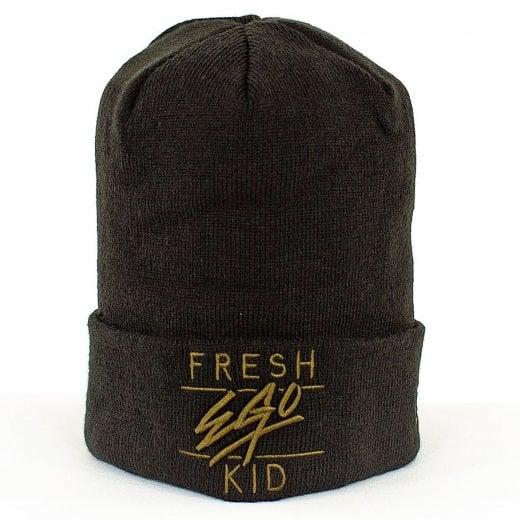 Fresh Ego Kid Beanie Black