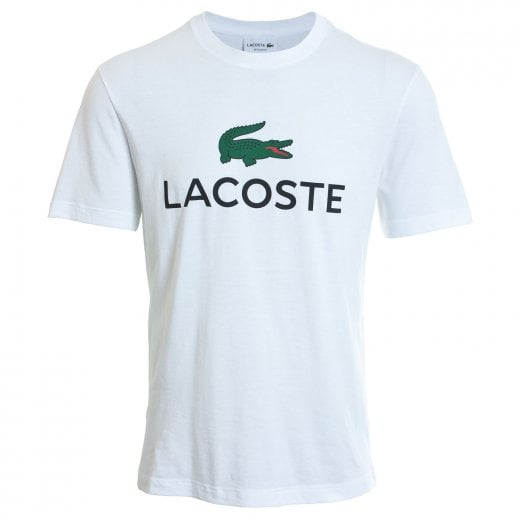 Lacoste Plus Size TH0603 T-Shirt White