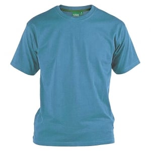 D555 Kingsize Flyers T-Shirt Teal