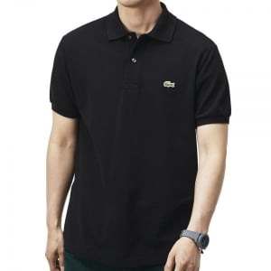 Lacoste Kingsize L1212 Polo Black