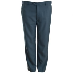 Carabou Kingsize GEP Expand-A-Band Trousers Storm Blue