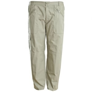 Carabou Kingsize GAC Action Trousers Stone