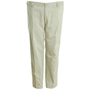 Carabou Kingsize Expand-A-Band Chinos Stone