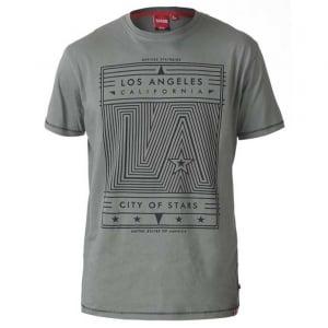 D555 Kingsize Oakley T-Shirt Khaki