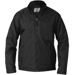 D555 Kingsize Rayford Light Padded Jacket Black