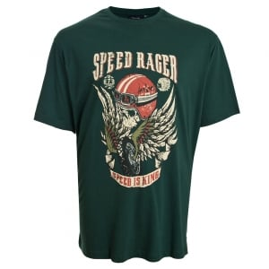 Espionage Kingsize Speed Racer T-Shirt Bottle