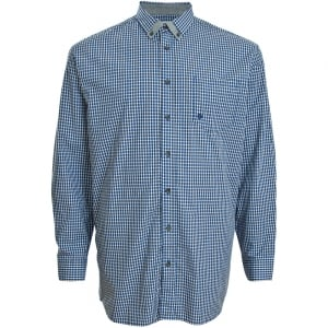 Mish Mash Kingsize Norway L/S Shirt Blue