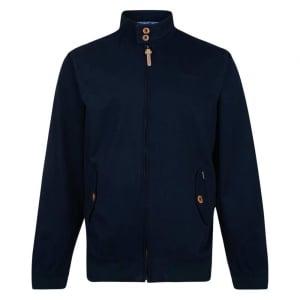 "Lambretta Harrington Jacket Navy (46-50"")"