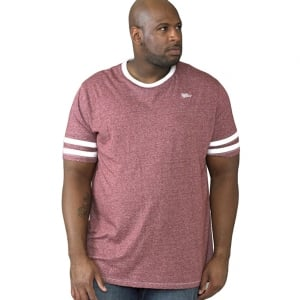 D555 Kingsize Ignite T-Shirt Brick Twist