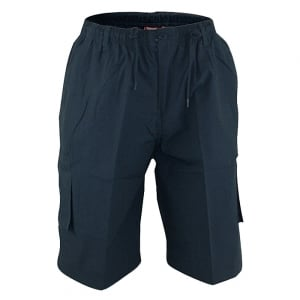 D555 Kingsize Nick Cargo Shorts Navy
