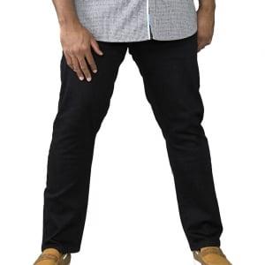 D555 Kingsize Claude Jeans Black